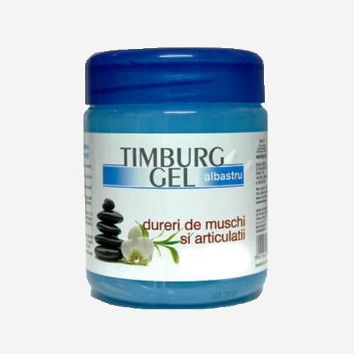 Gel verde de masaj Timburg, g, Transrom : Farmacia Tei online